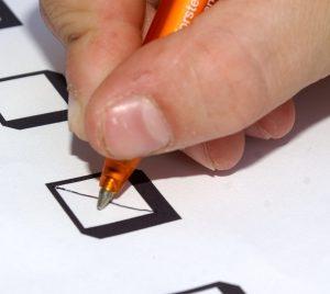 Wahlen; Copyright by S. Hofschlaeger; Bildquelle:www.pixelio.de